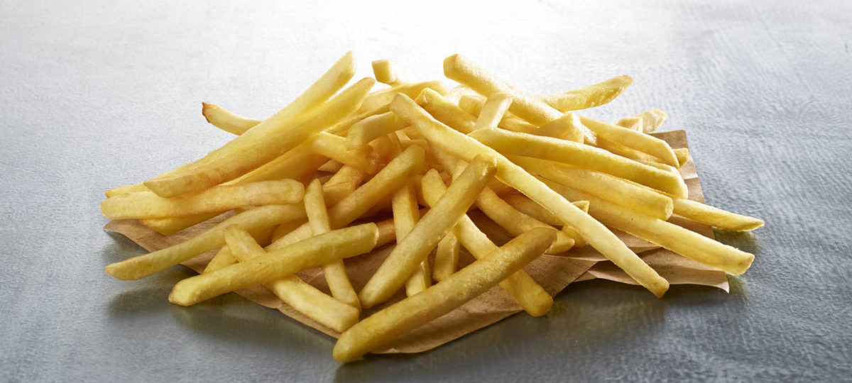 Express Julienne fries