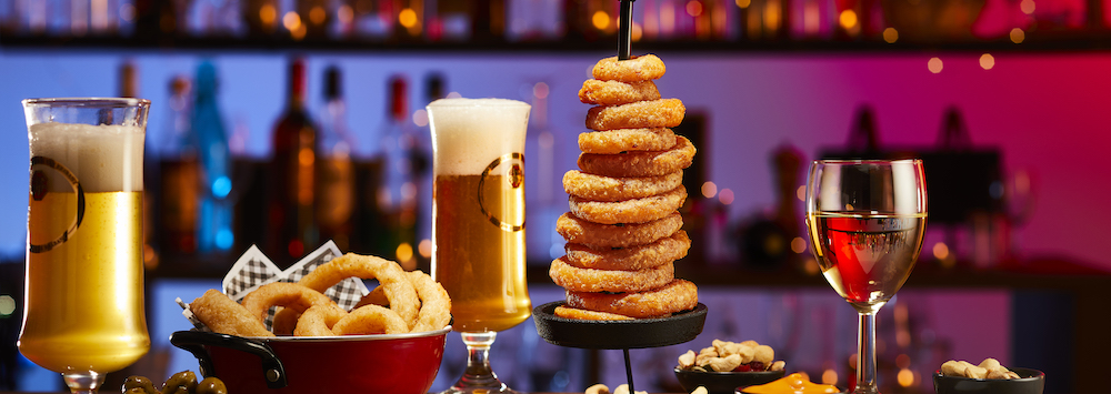 Beer Battered Onion Rings – Thick
